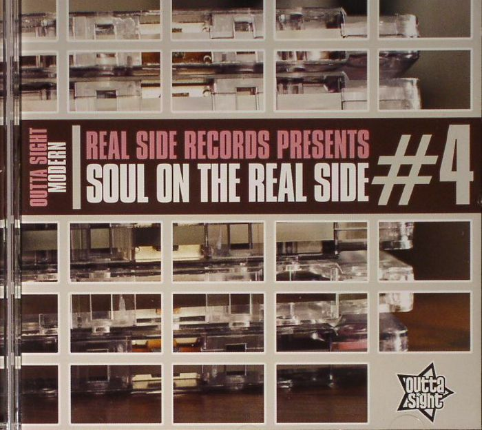 VARIOUS - Realside Records Presents Soul On The Real Side #4