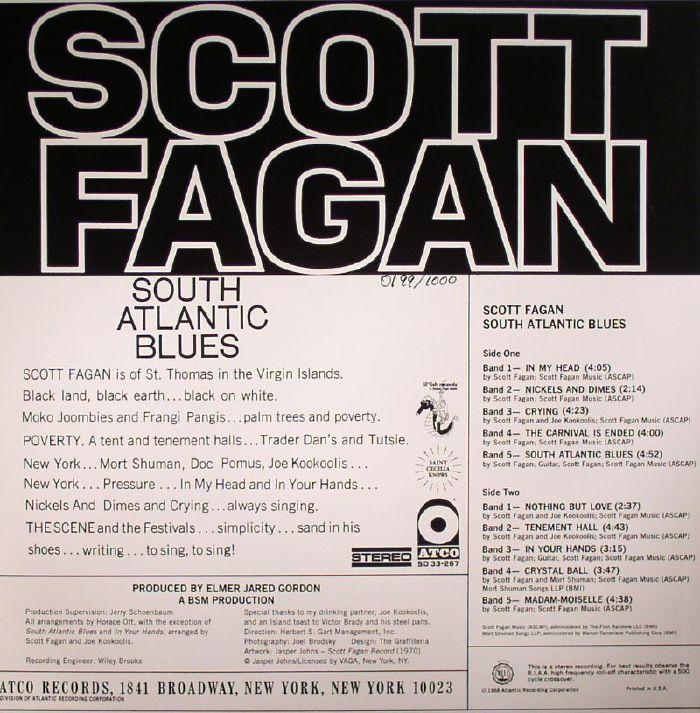 FAGAN, Scott - South Atlantic Blues (remastered)
