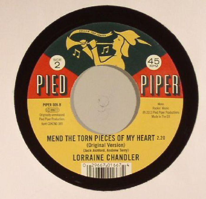 WILCOX, Nancy/LORRAINE CHANDLER - He'll Be Leaving You