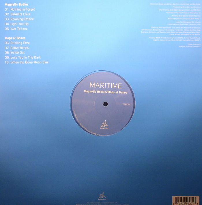 MARITIME - Magnetic Bodies/Maps Of Bones
