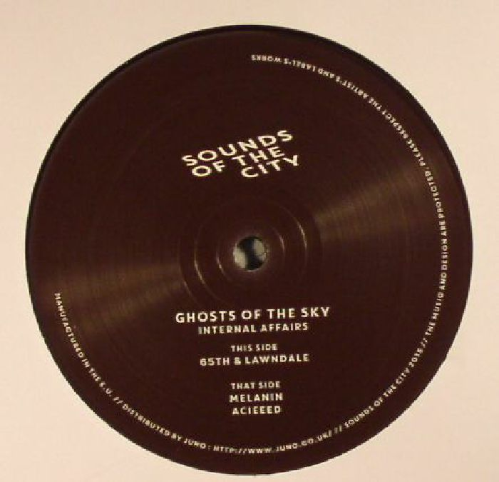 GHOSTS OF THE SKY - Internal Affairs