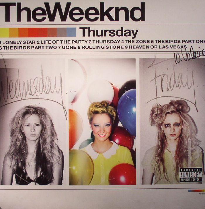 WEEKND, The - Thursday