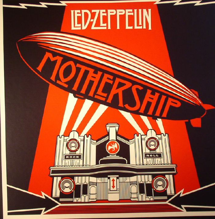 Led Zeppelin Mothership Remastered Vinyl At Juno Records