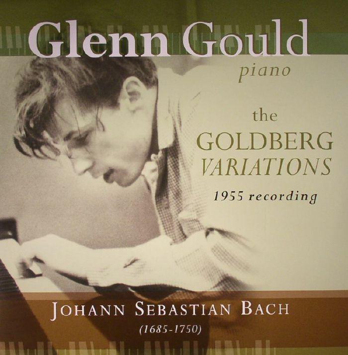 GOULD, Glenn/JOHANN SEBASTIAN BACH - The Goldberg Variations 1955