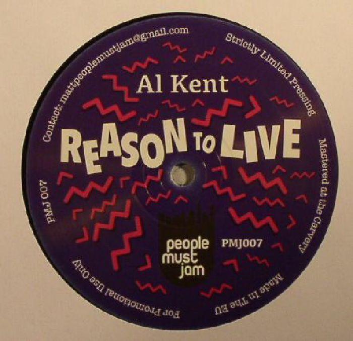 KENT, Al - Reason To Live