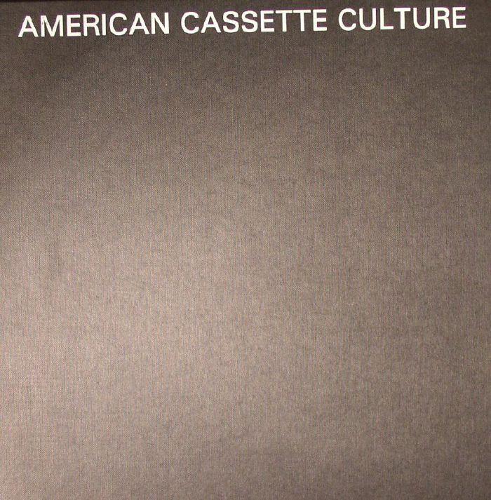 GALEN - American Cassette Culture 1979-1982