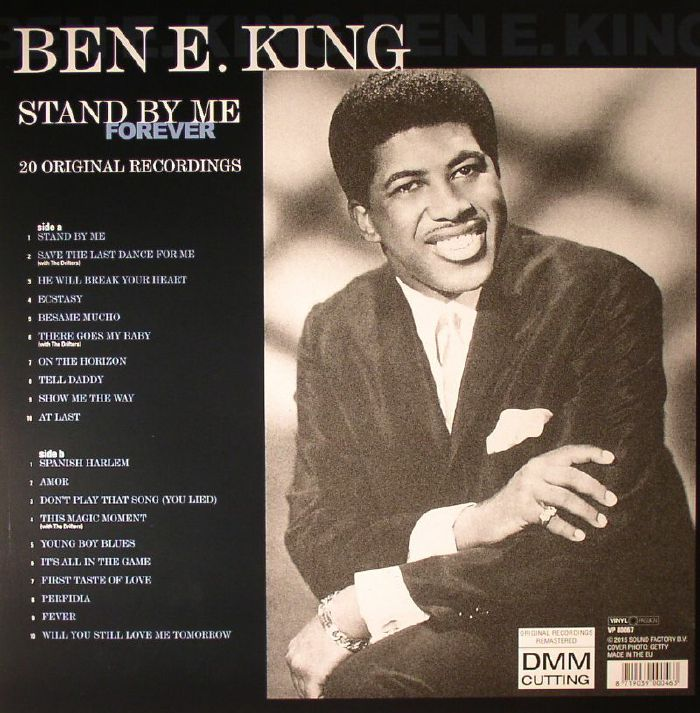 KING, Ben E - Stand By Me Forever