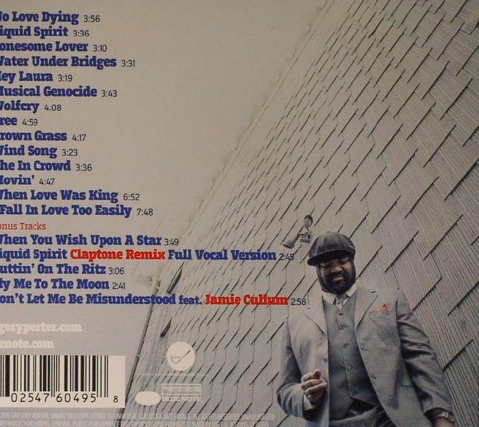 gregory porter liquid spirit special edition vinyl at juno records