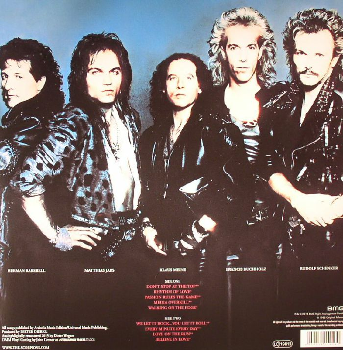 SCORPIONS - Savage Amusement (Deluxe Edition) (remastered)