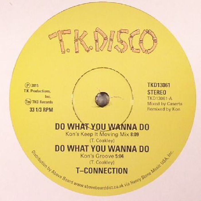 t-connection do what you wanna do lagu