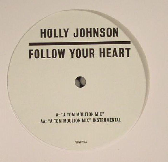 JOHNSON, Holly - Follow Your Heart (Tom Moulton remixes)