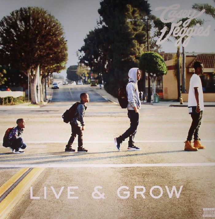 CASEY VEGGIES - Live & Grow