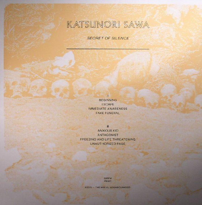 SAWA, Katsunori - Secret Of Silence