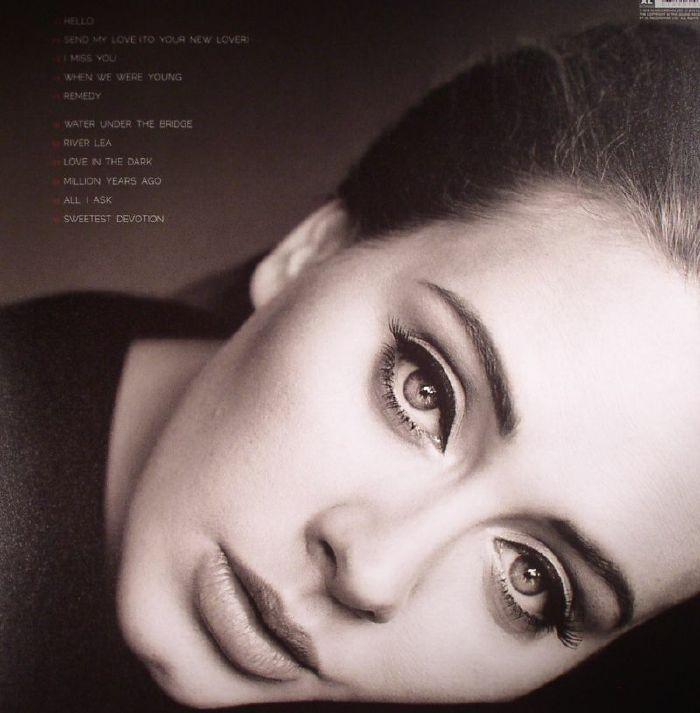 25 Adele: ADELE 25 Vinyl At Juno Records