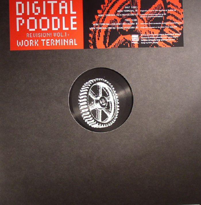 DIGITAL POODLE - Revision! Vol 1: Work Terminal
