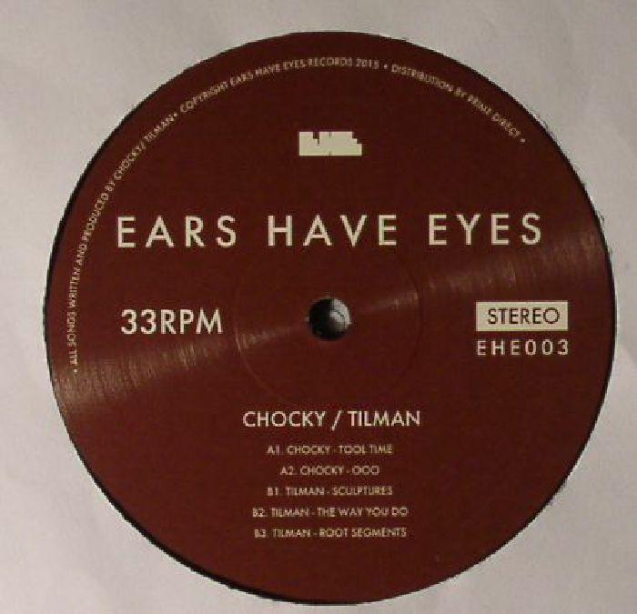 CHOCKY/TILMAN - Chocky/Tilman EP