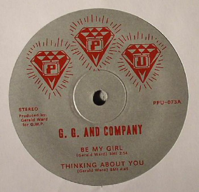 GG & COMPANY - Be My Girl