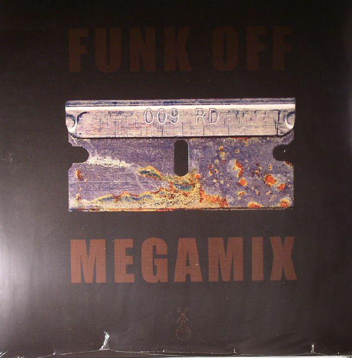 CUT CHEMIST - Funk Off Megamix (Record Store Day Black Friday 2015)