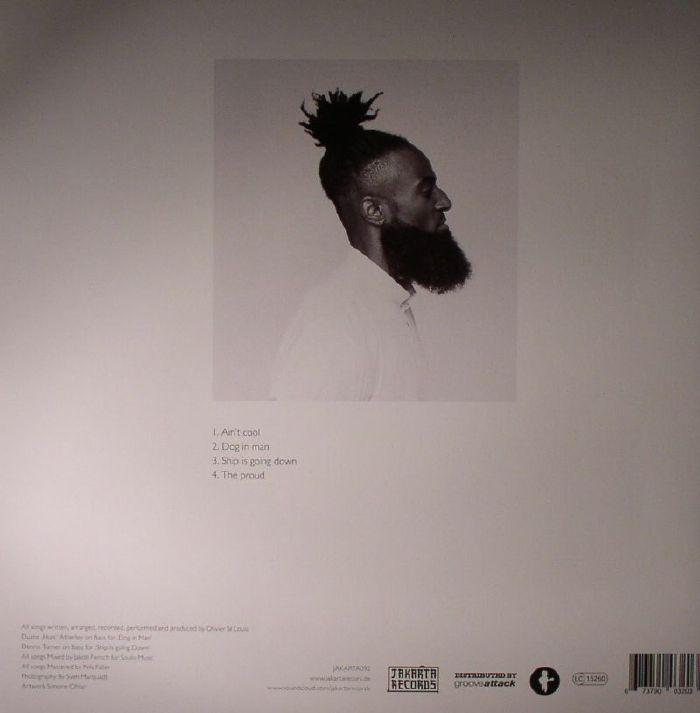 ST LOUIS, Olivier - Black Music
