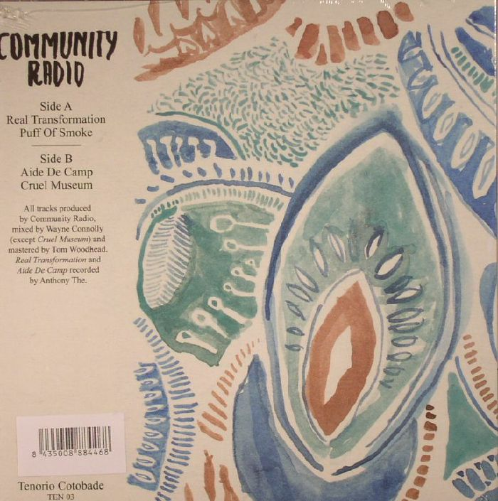 COMMUNITY RADIO - Real Transformation EP