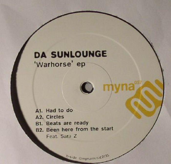 DA SUNLOUNGE - Warhorse EP
