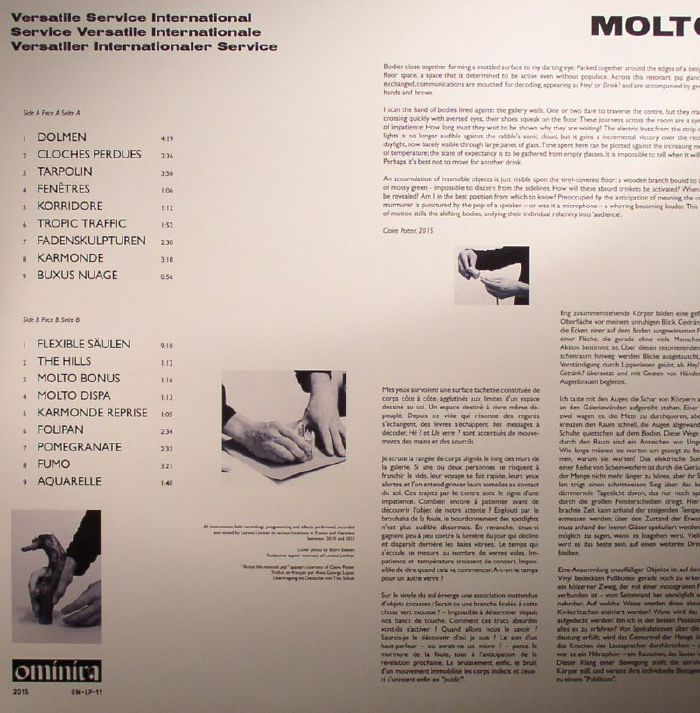 MOLTO - Versatile International Service