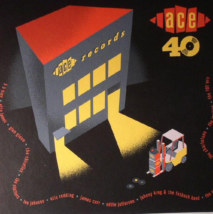 VARIOUS - Ace Records 40th Anniversary Single Box Set