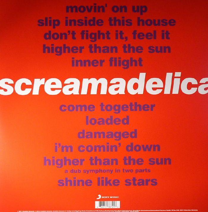 PRIMAL SCREAM - Screamadelica