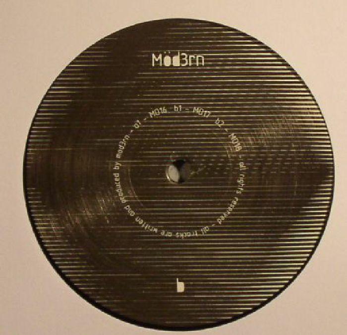 MOD3RN - 10/15 EP