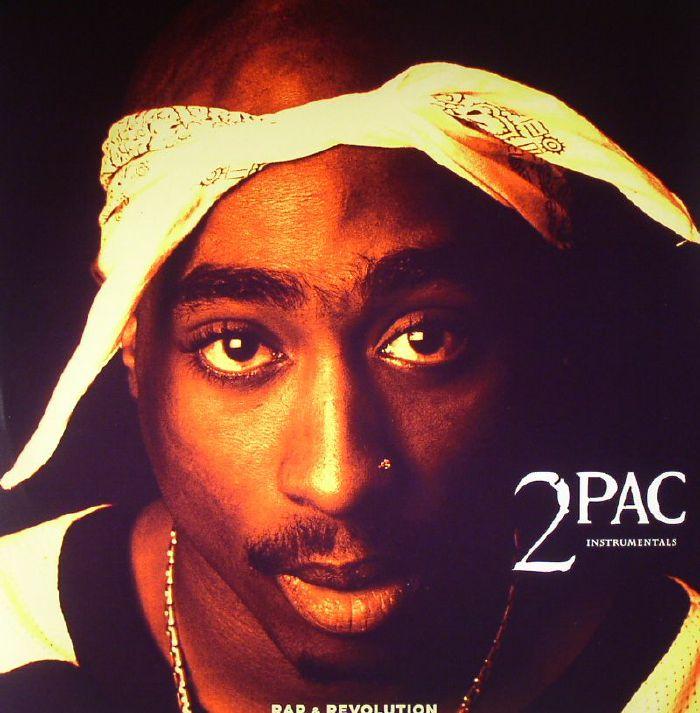 2 PAC - Instrumentals: Rap & Revolution