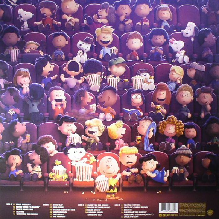 BECK, Christophe/VARIOUS - The Peanuts Movie (Soundtrack)