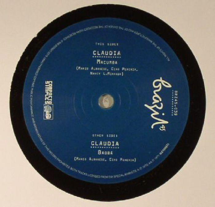 CLAUDIA - Macumba
