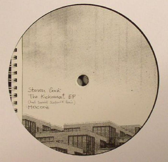 COCK, Steven - The Kickomat EP