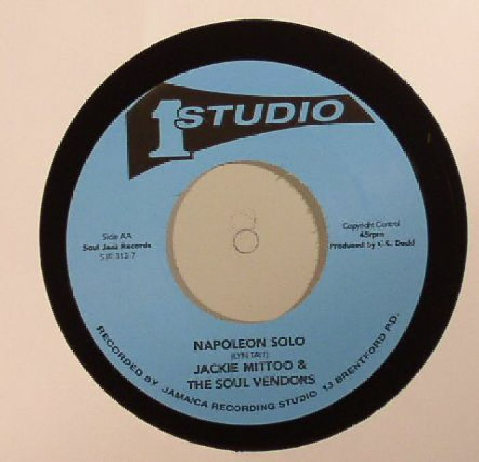 Horace Andy Jackie Mittoo Got To Be Sure Melody Maker
