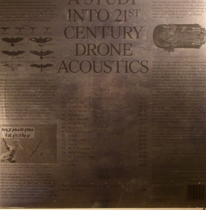 CARDOSO, Goncalo F/RUBEN PATER - A Study Into 21st Century Drone Acoustics
