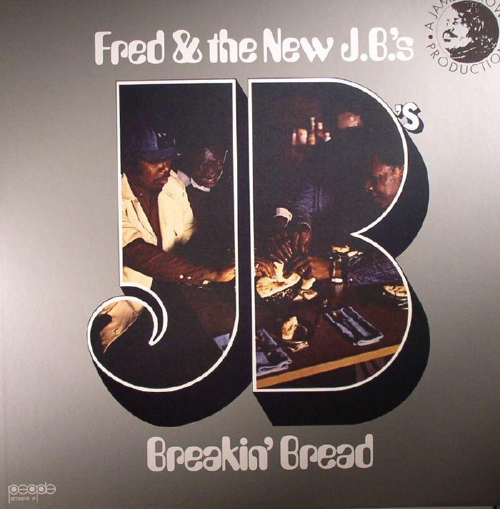 WESLEY, Fred & THE NEW JB'S - Breakin' Bread