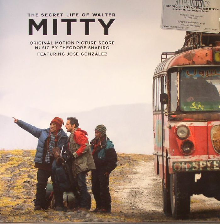 SHAPIRO, Theodore - The Secret Life Of Walter Mitty (Soundtrack)
