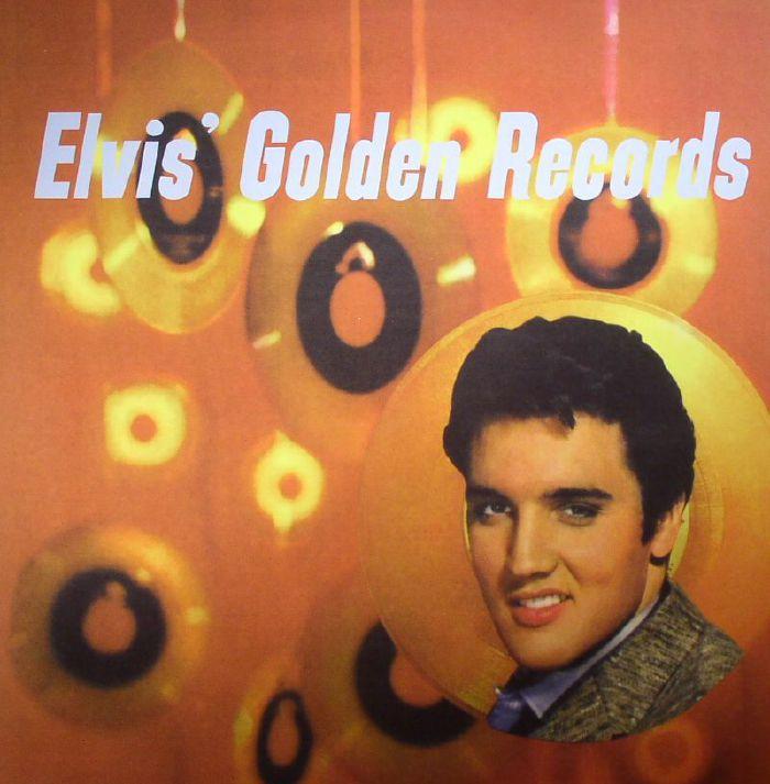 Elvis Presley Elvis Golden Records Vinyl At Juno Records