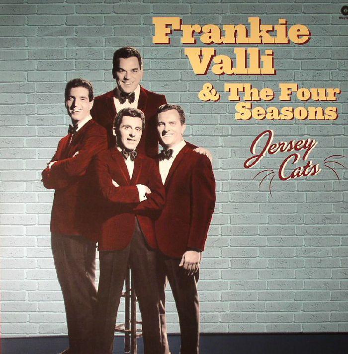 Frankie Valli The Four Seasons Billboard Record: Frankie VALLI & THE FOUR SEASONS Jersey Cats Vinyl At Juno