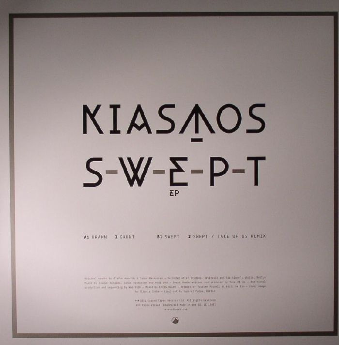 KIASMOS - Swept EP