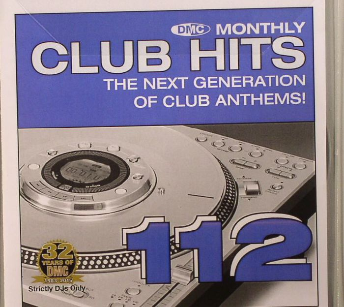 VARIOUS - DMC Monthly Club Hits 112 (Strictly DJ Only)