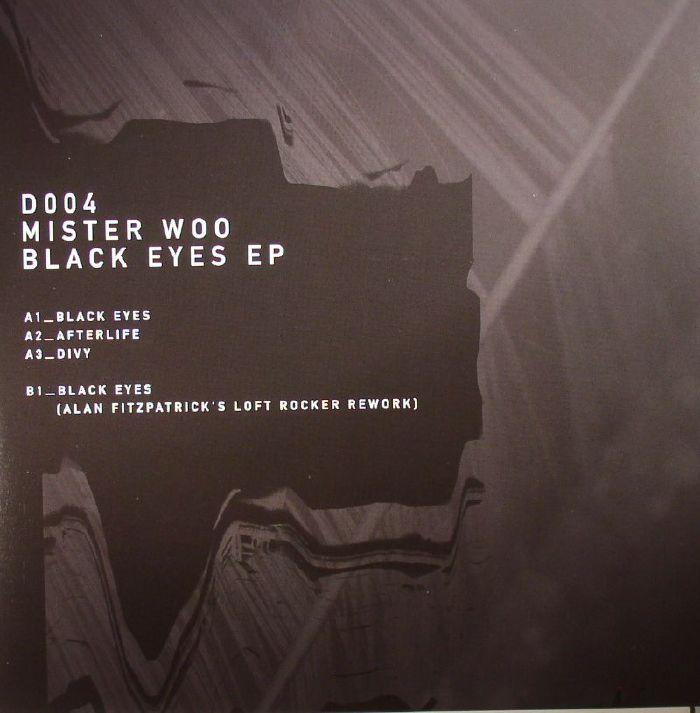 MISTER WOO - Black Eyes EP