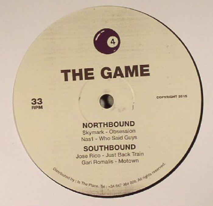 SKYMARK/NAS1/JOSE RICO/GARI ROMALIS - The Game 001