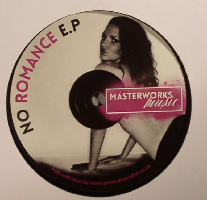 PONTCHARTRAIN/VINYLADDICTED/ED WIZARD/DISCO DOUBLE DEE/QUEEN & DISCO - No Romance EP