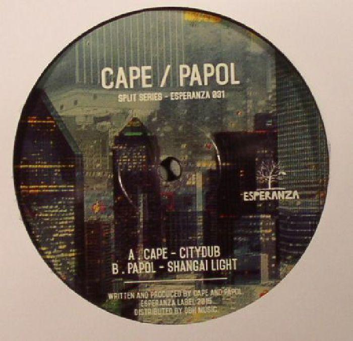 Cape - Papol - Split Series
