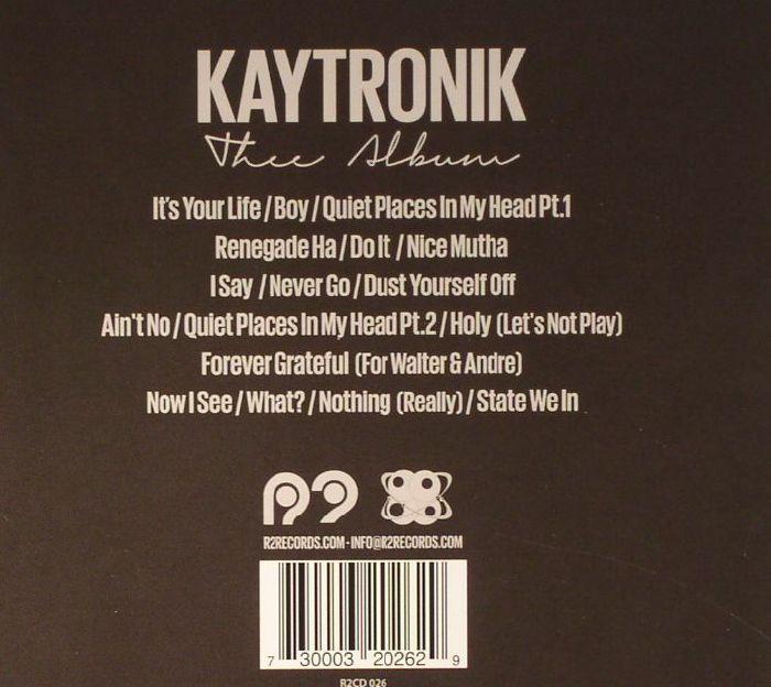 KAYTRONIK - Thee Album