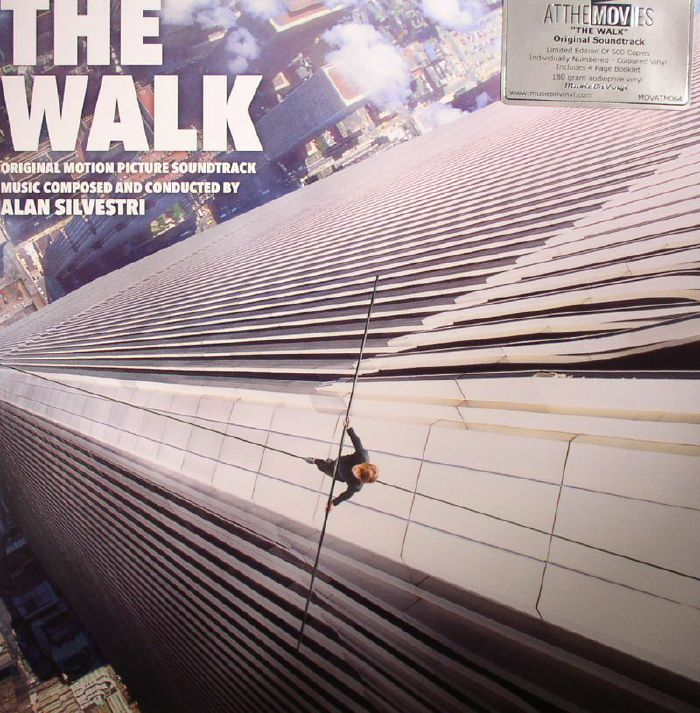 SILVESTRI, Alan - The Walk (Soundtrack)