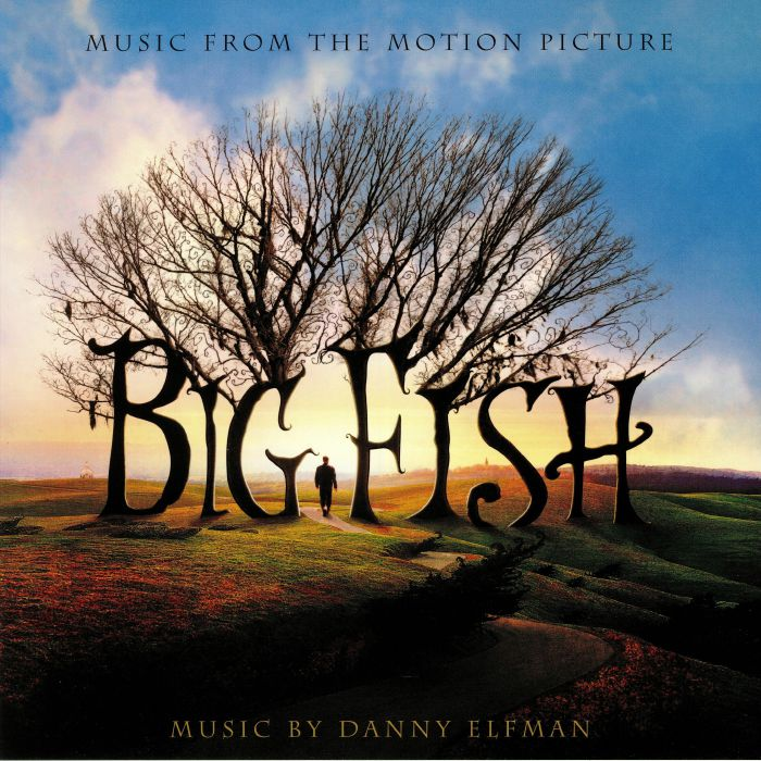 Danny Elfman Various Big Fish Soundtrack Vinyl At Juno