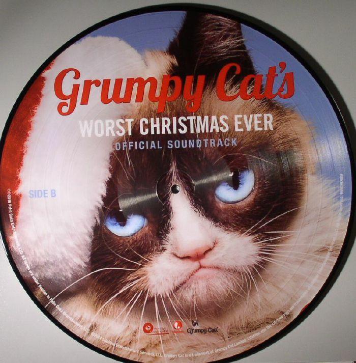 VARIOUS - Grumpy Cat's Worst Christmas Ever (Soundtrack)