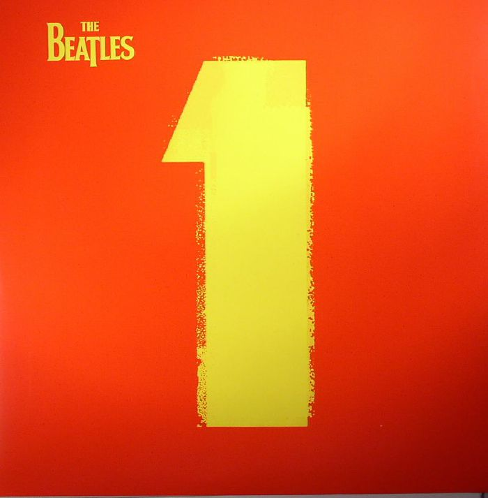 BEATLES, The - 1 (remastered)
